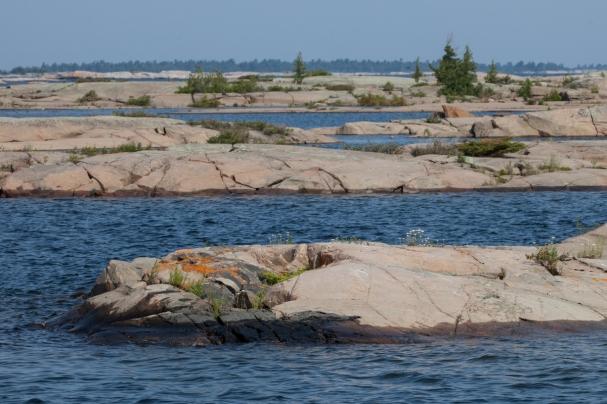 bustard islands to anchorage near point au baril-11