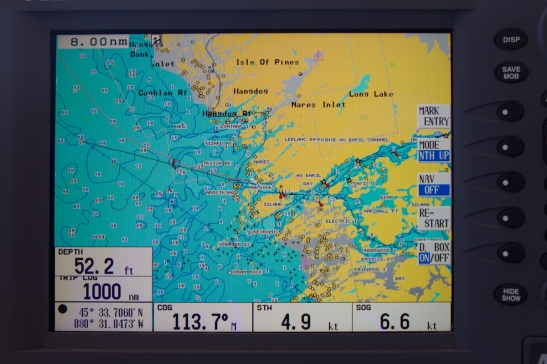 bustard islands to anchorage near point au baril-15