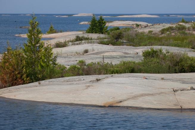 bustard islands to anchorage near point au baril-2