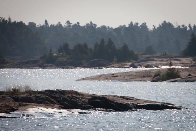 bustard islands to anchorage near point au baril-3