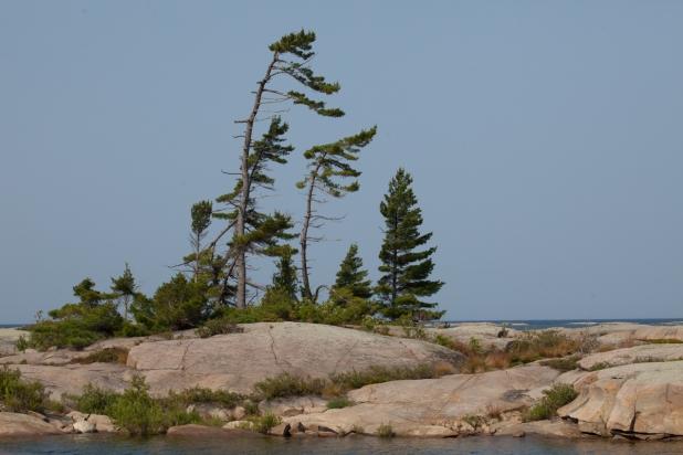 bustard islands to anchorage near point au baril-8